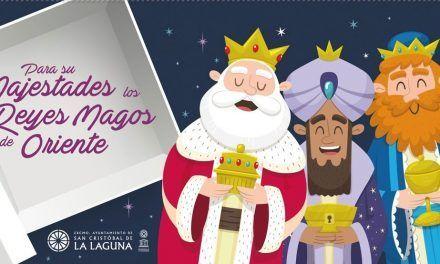 Distribución de las cartas de los Reyes Magos por todos los centros escolares del municipio