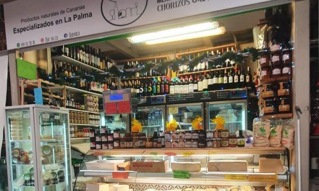 Quenaca, comprar canario en el Mercado de La Laguna