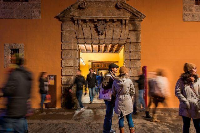 Noches de Museo hará mañana un nuevo recorrido por el casco histórico de La Laguna