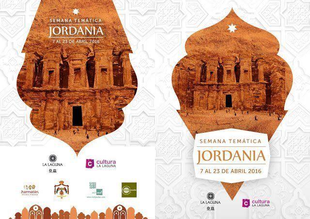 La Laguna acogerá la «Semana Temática de Jordania' del 7 al 23 de abril