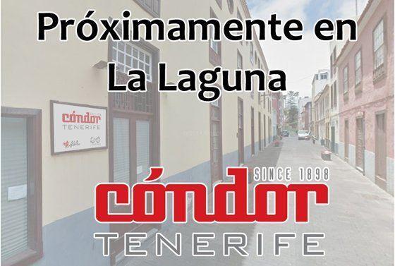 CÓNDOR elige La Laguna para abrir su segunda tienda en Canarias