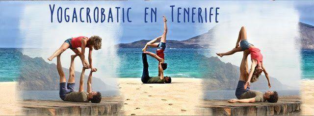 Yogacrobatic organiza un taller de iniciación al Acroyoga en Abatis Center