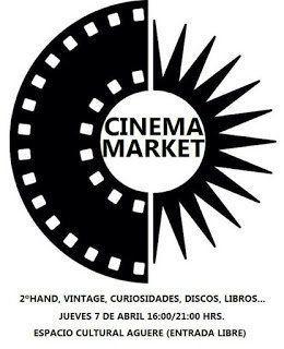 El Espacio Cultural Aguere alberga una nueva edición de Cinema Market