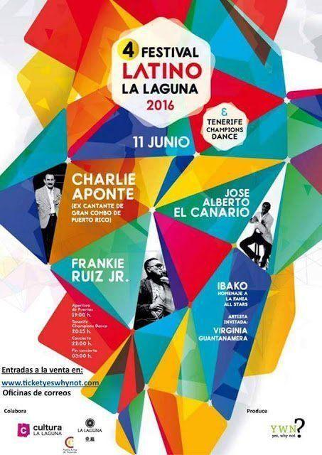 La Plaza del Cristo será el escenario del IV Festival Internacional Latino