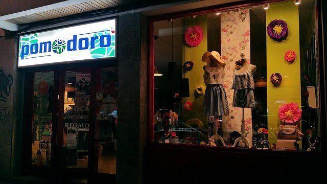 EMPRESA PASEANTE: Pomodoro Boutique