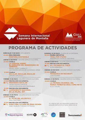 Aguere Espacio Cultural acogerá la Semana Internacional Lagunera de Montaña