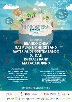 La Punta volverá a acoger el festival ecológico Hidrosfera