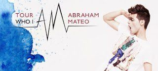 El tour Who I AM de Abraham Mateo hará parada en el Pabellón Santiago Martín