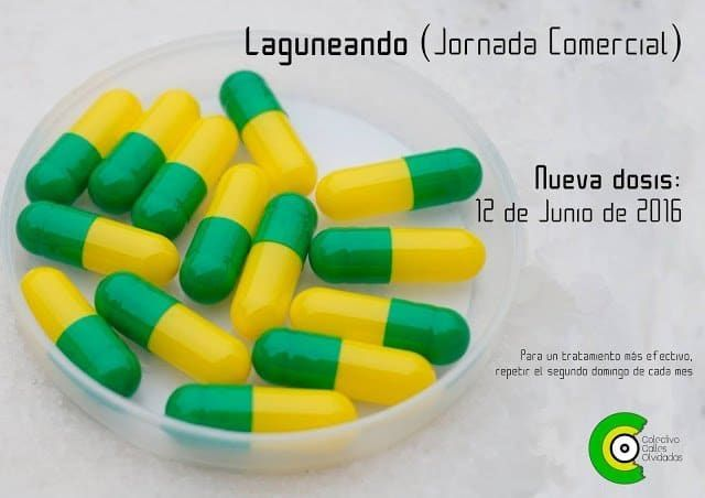 Este domingo se celebrará la tercera edición de la iniciativa comercial Laguneando