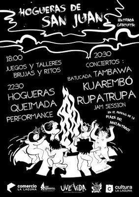 Uvedevida prepara una noche especial para las hogueras de San Juan