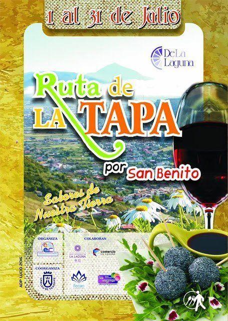 La Ruta de la Tapa de San Benito reúne a 66 participantes en su novena edición