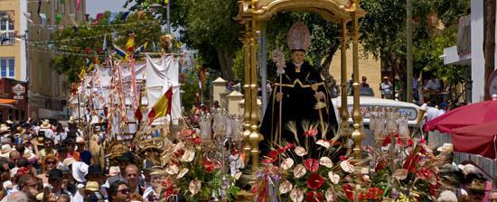 Presentado el programa de actos de las Fiestas de San Benito Abad 2016