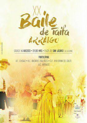 El XX Baile de Taifa Arraigo se celebrará en la Plaza de San Lázaro