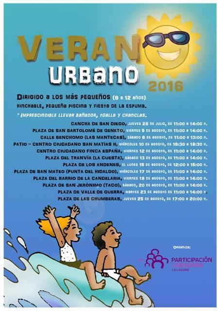 Participación Ciudadana organiza actividades para los pequeños de los barrios del municipio