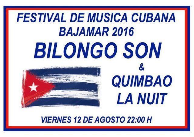 Bajamar bailará esta noche al ritmo de son cubano