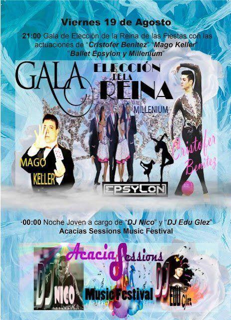 Guamasa celebra este fin de semana las fiestas en honor a Santa Rosa de Lima