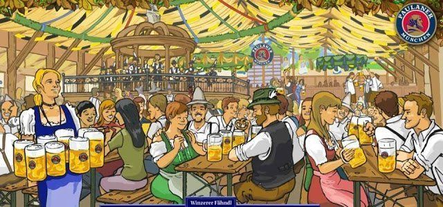 El Rincón de Tintín celebrará su particular Oktoberfest