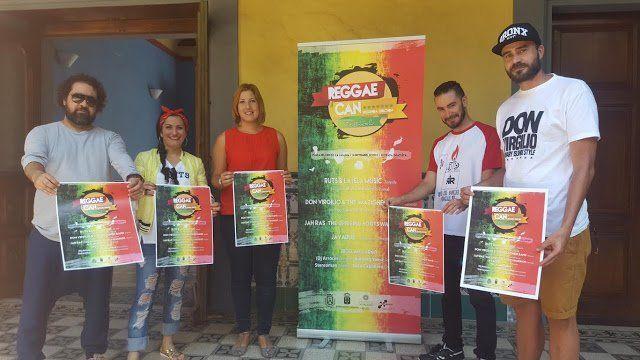 La Laguna acogerá por primera vez el Reggae Can Festival
