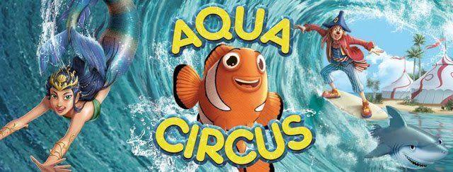 El Circo Alegría llega a La Laguna con su nuevo espectáculo 'Aqua Circus'