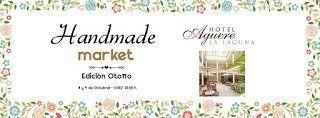 Este fin de semana el Hotel Aguere albergará nuevamente el Handmade Market