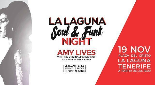La Plaza del Cristo acogerá el encuentro musical 'La Laguna Soul & Funk'