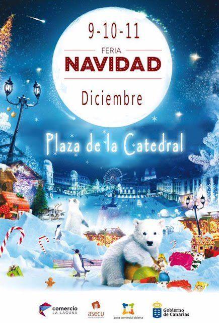La Plaza de la Catedral será el escenario de la primera Feria de Navidad