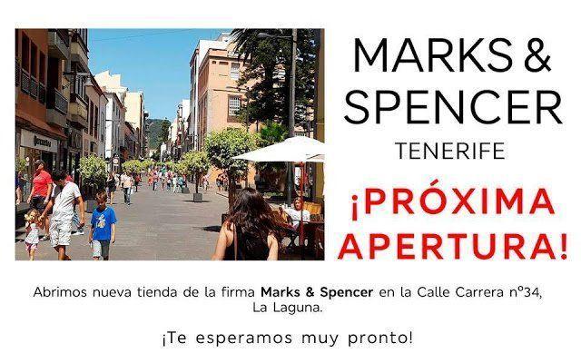 Marks&Spencer abrirá la nueva tienda de La Laguna la próxima semana
