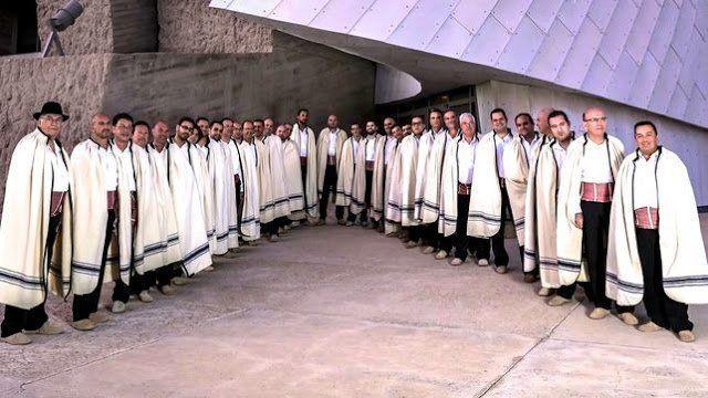 La plaza Doctor Olivera acogerá mañana el tradicional concierto navideño de Los Sabandeños