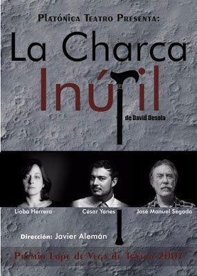El Teatro Leal acoge mañana la representación de 'La Charca Inútil'