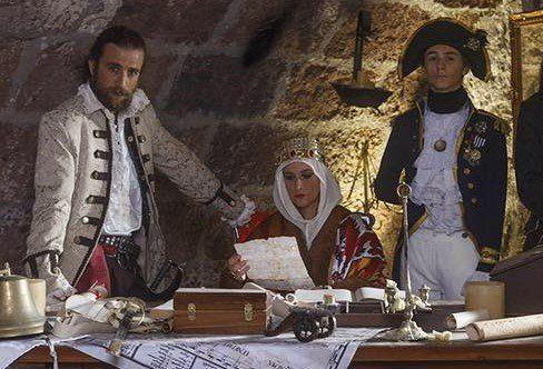 La Laguna celebra el Día Mundial del Teatro con un adelanto de la nueva obra de Timaginas, 'La conquista más pirata'
