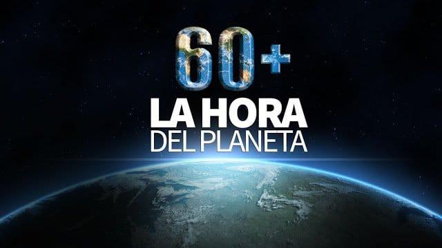 La Laguna acoge la principal celebración de la Hora del Planeta en Canarias