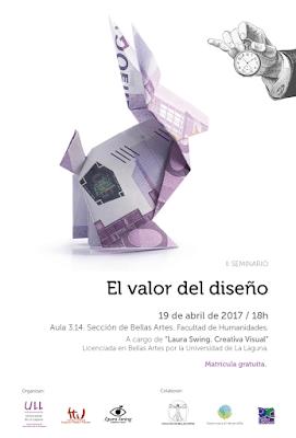 Laura Swing impartirá el Seminario 'El valor del diseño' en la ULL