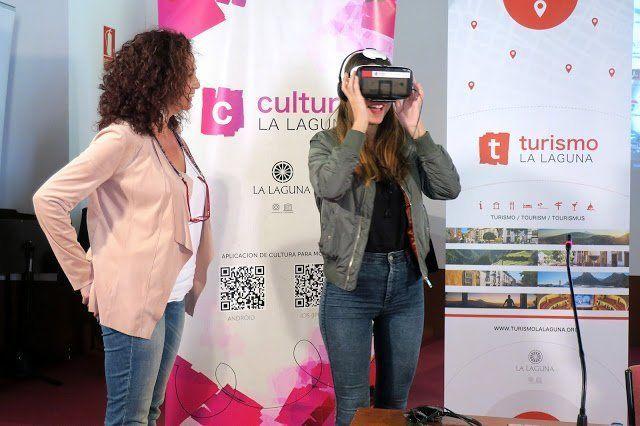 La app La Laguna 360ª Tour permitirá hacer un recorrido virtual por la ciudad