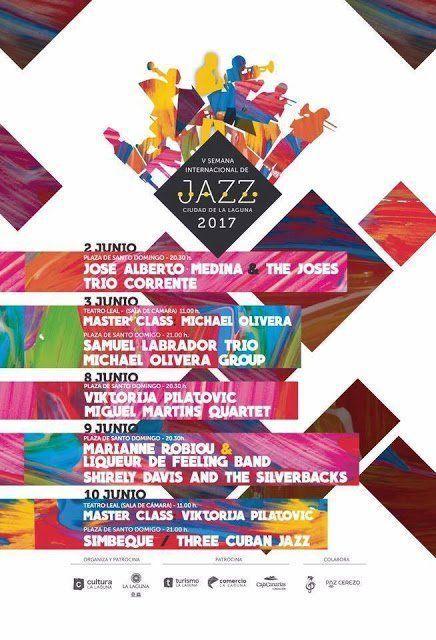 Este viernes arranca la V Semana Internacional de Jazz Ciudad de La Laguna
