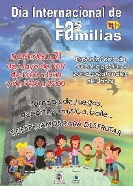 Este domingo La Laguna acogerá más de 60 actividades con motivo del Día de las Familias