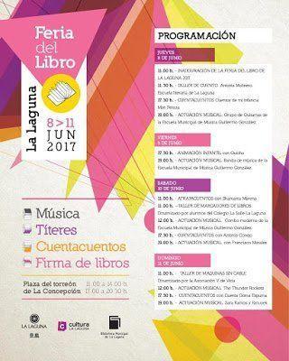 La Laguna da el pistoletazo un año más a su tradicional Feria del Libro