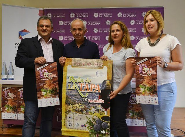 Un total de 56 establecimientos participarán en la Ruta de la Tapa por San Benito 2017