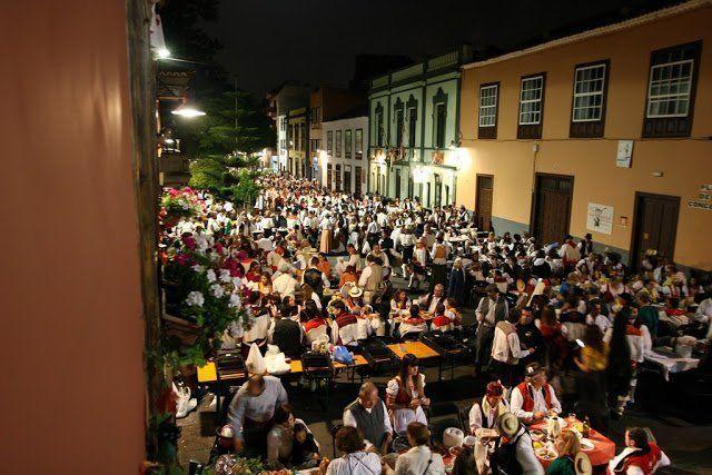 Este martes se abre el plazo para solicitar las mesas del Baile de Magos de San Benito Abad 2017