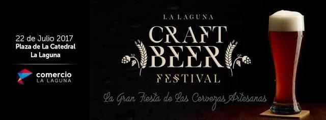 La Laguna celebra este sábado su primera fiesta de cervezas artesanas