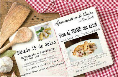 Nuevo curso de cocina saludable de Apasionarte en la Cocina