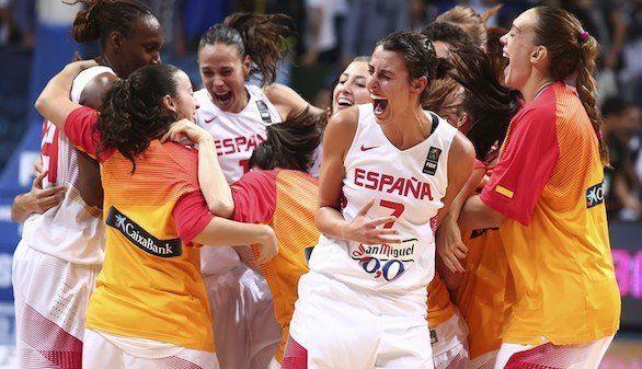 Tenerife albergará el Mundial de Baloncesto Femenino 2018
