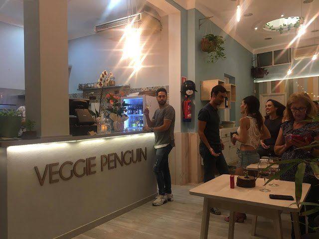 Veggie Penguin, una nueva opción de cocina vegana en La Laguna