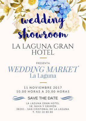 La Laguna Gran Hotel organiza un evento dedicado a las bodas