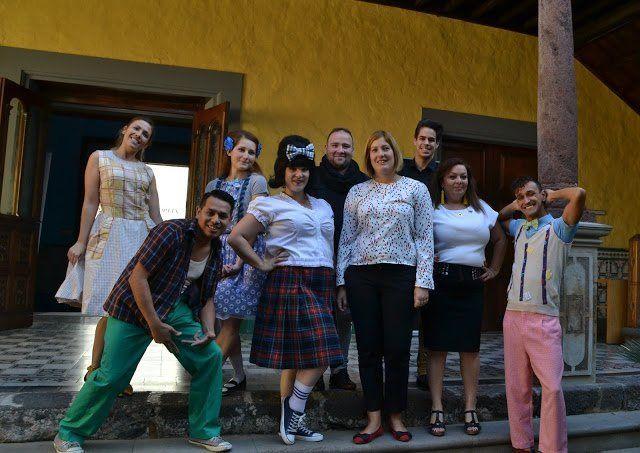 El Teatro Leal acoge la representación de Hairspray