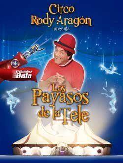 El Circo de Rody Aragón llega a La Laguna