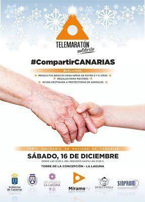 La Laguna tiene mañana una cita con la solidaridad