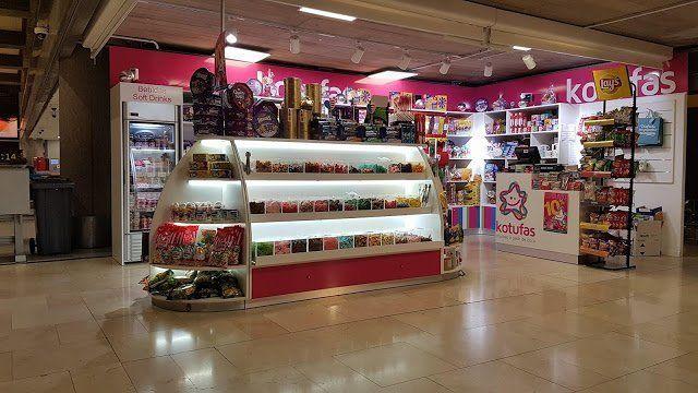Kotufas ya atiende a los viajeros del Aeropuerto de Tenerife Norte