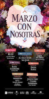 «Marzo con nosotras», la iniciativa de La Laguna por el Día Internacional de la Mujer