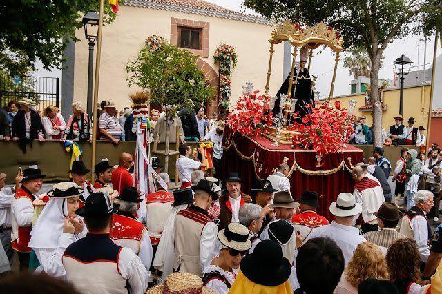 La Laguna celebra mañana la Romería Regional en honor a San Benito Abad
