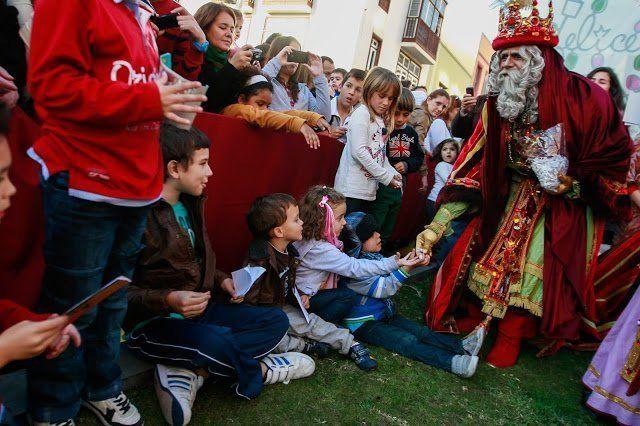 La Laguna acoge este sábado su tradicional Cabalgata de Reyes